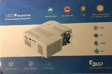 Time to Enjoy Full LED Projector Home Theater Cinema HDMI VGA USB US