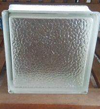 Solaris Glasbausteine 19x19x10 cm Glasbausteine 236 Stück vorhanden!