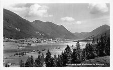 B69913 Panorama vom Weissensee in Karten   austria
