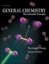 General Chemistry : The Essential Concepts by Jason Scott Overby and Raymond Ch…
