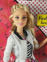 NRFB BARBIE ~ (N141) MATTEL BARBIE DOLL ARTICULATED BLONDE MILLIE FLATS TO HEELS