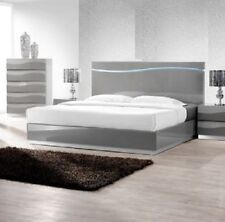 Gray Bedroom Furniture Sets with 4 Pieces for sale | eBay