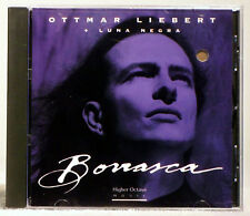 Ottmar Liebert - Luna Negra Bonasca (CD,1991 Higher Octave Music)