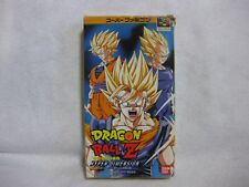 Dragon Ball Z Hyper Dimension Super Famicom Nintendo Japan Video Games SNES