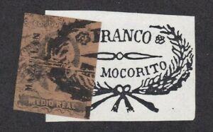 Mexico Mazatlan #6 Cancel Mocorito