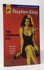STEPHEN KING The Colorado King 1st/1st PBO Softcover