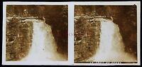 Il Salto Del Doubs Francia Targa Stereo Pos. Verso 1920