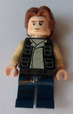 Lego Star Wars Han Solo sw771 (From Set 75159) Minifigure Figurine New