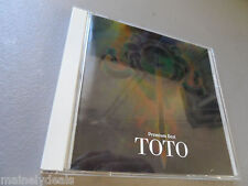Premium Best Toto JAPAN music CD Tested!