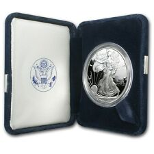 2003-W Silver Eagle Dollar Proof - $1 U.S. Mint 1 oz .999  with Box & COA