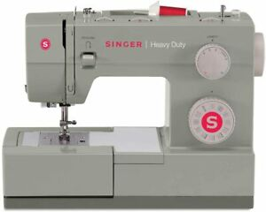 Singer Heavy Duty 4452 Sewing Machine | 32 Built-In Stitches
