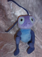 "Disney Flying Ant Flik A Bugs Life Pixar 10"" Plush Soft Toy Stuffed Animal"