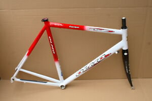 NEW NOS Olmo Equipe frame with carbon fork and headset, 57 cm