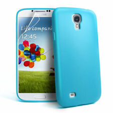 SOFT FLEXIBLE SILICONE GEL RUBBER BACK COVER CASE FOR SAMSUNG GALAXY PHONES
