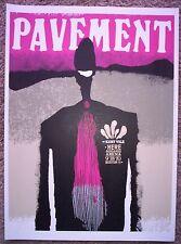 PAVEMENT Indie Rock KURT VILE Concert mini Poster