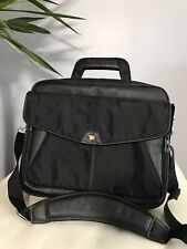"""Targus Black Rolling Laptop Case 16"""" x 15"""" x 6"""" In Good Condition"""
