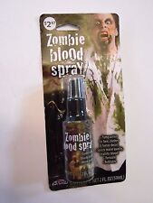 Movie Quality Zombie Blood Spray Portable Trick or Treat Halloween Costume