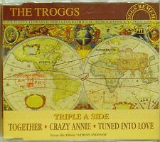 THE TROGGS 'TOGETHER' 3-TRACK CD SINGLE