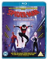 Neuf Spider-Man - Into The Spider-Verse Blu-Ray (SBRF3832)