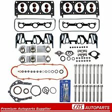 "GM Chevrolet Oldsmobile 96-99 3.1L OHV V6 ""2nd Design"" Full Gasket Set & Bolts"