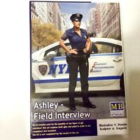 q Master Box MB24027 - ASHLEY - Field Interview (Scala 1/24)