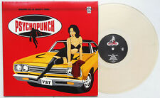 Psychopunch ‎- Bursting Out Of Chuckys Town LP CLEAR VINYL & SIGNED Hellacopters