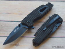 MTECH SPRING ASSISTED TACTICAL RESCUE FOLDING POCKET KNIFE WITH POCKET CLIP