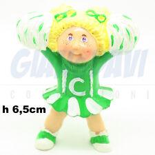 PVC - Cabbage Patch Kids - 1984 - Ragazza Pom Pom Verde Bionda