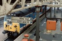 PHOTO  CLASS 50 LOCO NO 50003 AT EXETER 1991