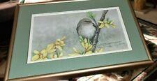Original Stella Stevens Bird Signed Art Gicl'ee Print 2008 Numbered 3/100
