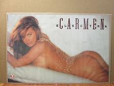 Carmen Electra 1997 Playboy Star power hot girl man cave garage Poster 8510