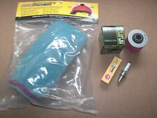 Yamaha Tune up Kit Grizzly 600 YFM600 YFM Oil Air Filter + Spark Plug 1998-2001