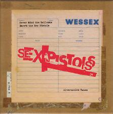 "SEX PISTOLS Never Mind The Bollocks Here's - Alternative Takes - 7"" BOXSET Vinyl"