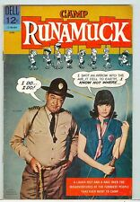 Camp Runamuck #1 April 1967 VG photo cover