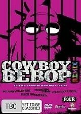 Cowboy Bebop - Remix : Vol 4 (DVD, 2006)