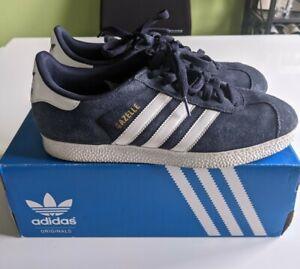 Adidas Gazelle 2, Size 8, Navy