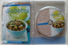 Healthy Food for Life Diabetes - Easy to Cook Recipes  - DVD