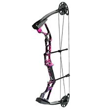 Darton Recruit Youth Compound Bow Pkg Muddy Girl 25-30lb Rh 5d214M0304