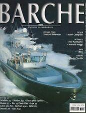 (RIVISTA) BARCHE ENTRO E FUORIBORDO  Febbraio  2003