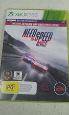 need for Speed rivals(kinect) xbox 360