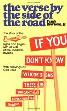 Verse by the Side of the Road: The Story of the Burma-Shave Signs and Jingles (P