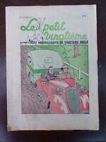 Tintin - SPLENDIDE Petit Vingtième n°43 - 28/10/1937 -  ÎLE NOIRE - QUASI NEUF!!