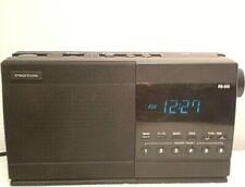 Proton Rs-330 Digital Am/Fm Dual Alarm Clock Radio For Parts Or Repair!