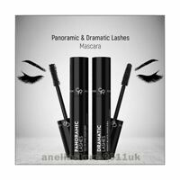 Golden Rose Mascara PANORAMIC Lashes All In One # DRAMATIC Lashes Night Black