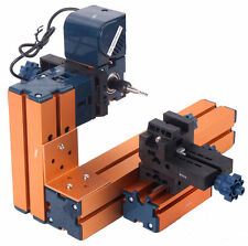 Mini Milling Machine DIY Machinery Power Tool for Student Hobby Model Making
