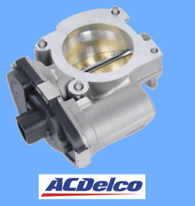 Fuel Injection Throttle Body ACDELO REPLACE OEM # 2173428 W. Actuator