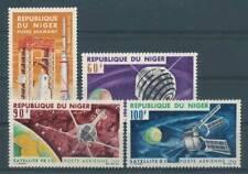 558556) Niger Nr.124-127** Raumfahrt Sateliten