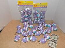 44 Vintage Gibson Greetings 1995 Easter Egg Ornament'S