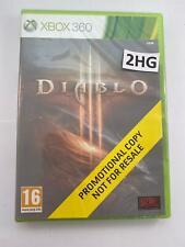 Diablo III (Promotional Copy, new)