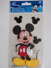 DISNEY DIMENSIONAL STICKERS - MICKEY MOUSE with icons
